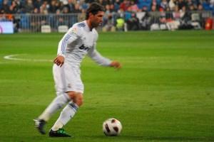 "Kan Sergio Ramos lede Real Madrid til lagets tredje strake mesterligatittel? ""Sergio Ramos"" (CC BY-SA 2.0) by Jan S0L0"