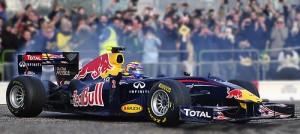 """Red Bull er på vei tilbake. """"Revving""""(CC BY 2.0)byPranavian"""