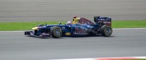 Vettel blir en tøff nøtt å knekke i år. (CC BY 2.0) avEvoflash